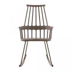 designdelicatessen.dk ApS - Kartell - Comback rocking chair - Kartell