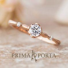 【TUTU/チュチュ】 花色衣のロマンティコ  (婚約指輪) ID5745 | PRIMA PORTA | マイナビウエディング