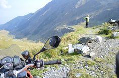 Transfagarasan Road Ride, Transylvania, Romania, Eastern Europe. It can't get any better than this!  motorcycle-tours.travel