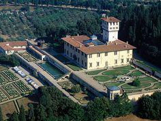 Villa Medicea La Petraia - Castello (Firenze) #TuscanyAgriturismoGiratola
