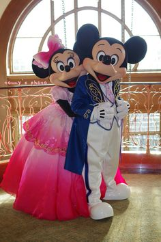 Mickey n Minnie Disney Day, Cute Disney, Disney Parks, Disney Pixar, Walt Disney, Disney Images, Disney Pictures, Disney Characters Costumes, Face Characters