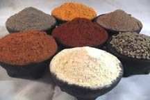 Recipes for Doro Wot, Injera, Sega Wot, Kik Wot, and Misir Wot.  Great place to buy teff and spices.