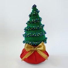 #crochet #Christmas #tree