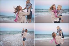 The Forkert Family session | Bribie Island mummy and me photography lifestyle session