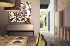 Con unos acabados único y exclusivos este nuevo aparador de la colección de La Ebanistería, una firma de prestigio, es perfecto para tu espacio más personal del hogar.