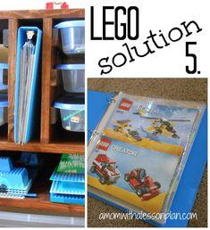 DIY Lego Storage Solution - SCORE!
