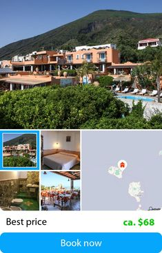 Mamma Santina (Salina, Italy) – Book this hotel at the cheapest price on sefibo.