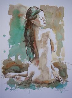 nude-painting-of-woman-disrobing