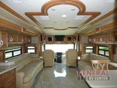 New 2016 American Coach American Revolution 42T Motor Home Class A - Diesel at General RV   Wayland, MI   #126493