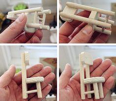 diy wooden stools | Free shipping DIY new style kawaii white Wooden Retro white stool ...