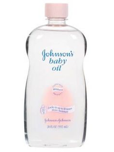 Bathe in Baby Oil - pour a few drops into bath for extra smooth skin when you get out.  (On a side note it can also help get rid of self tan just add extra baby oil).