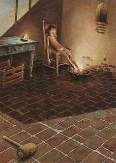 Roberto Innocenti - The Adventures of Pinocchio