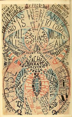 THE DIAGRAMMATIC WRITINGS OF AN ASYLUM PATIENT (1870)