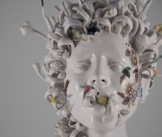 Jess Riva Cooper's New Sculptures Explore Death and Renewal   Hi-Fructose Magazine