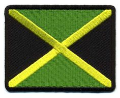 "Embroidered Iron On Patch - Jamaican Flag Colors 3"" Patch Ivamis,http://www.amazon.com/dp/B00EZ4L1G4/ref=cm_sw_r_pi_dp_Vo1stb1GESC80RVR"