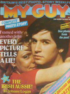 My Guy - teen magazine 1970s Childhood, My Childhood Memories, Best Memories, British Magazines, Vintage Magazines, Comics Uk, Music Magazines, Photo Story, Tv Guide