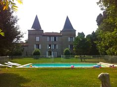 Chateau Riveneuve du Bosc Pamiers France #CastleWedding #ChateauWedding