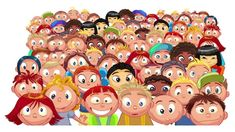 Find Crowd Children stock images in HD and millions of other royalty-free stock photos, illustrations and vectors in the Shutterstock collection. Mickey Mouse, The Creator, Royalty Free Stock Photos, Disney Characters, Children, Illustration, Young Children, Boys, Kids