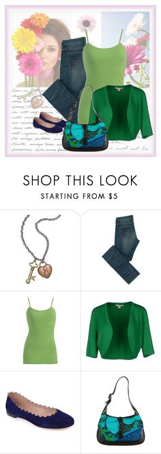 """The Key to my Heart"" by samantha-estelle ❤ liked on Polyvore featuring C.R.A.F.T., Wet Seal, Michael Kors and Gucci"