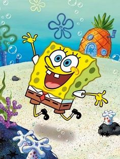 Spongebob wants to try skydiving. Can you help SpongeBob? When SpongeBob is skydiving, avoid hitting the flying birds and collecting some material. Come and skydiving with SpongeBob. Pineapple Under The Sea, Favorite Cartoon Character, Cartoon Shows, Cartoon Characters 90s, Childhood Characters, Mellow Yellow, Favorite Tv Shows, Iphone Wallpaper, Coloring Pages