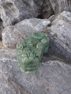Certified Grade A Jade Pixiu Carving Pendant or Bracelet Charm Fashion Classic Style Traditional Unique Special Great Gift! Lion Dragon, Jade Ring, Jade Beads, Shades Of White, Very Lovely, Feng Shui, Pendant Jewelry, Classic Style, Great Gifts