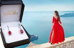 The REGALAS earrings by Luxuria® jewellery.  http://www.stylabs.co.nz/shop/product/Regalas/7131.aspx