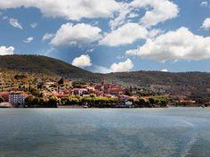 Lago Trasimeno - Vista de Passignano