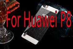 Bling Luxury phone case for Huawei P8 lite/P8/P7 Shinning Protective back cover for Huawei Ascend P8 P7 P8lite Sparkling shell