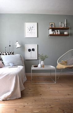 pl ne schmieden grey walls grey and ball lights. Black Bedroom Furniture Sets. Home Design Ideas