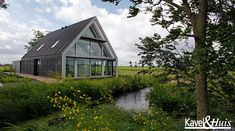 Living on the flat lands of Holland