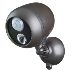 Mr. Beams Outdoor Motion Sensing Security Spotlight. Battery Operated, quick easy installation.  Great for pathways, gardens and driveways.  Also available with remote control www.mrbeams.com