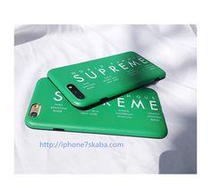 爽やか Superme iPhone7/7 plus/6s/6s plusケース 薄型 シュプリーム アイフォンX/8/7sケース