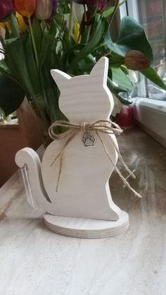 Holzkatzensäge | Holzbär DIY   - basteln mit holz -   #Basteln #Diy #holz #Holzbär #Holzkatzensäge #mit