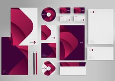40 Must See Stationary Designs for Print Inspiration (SpoonGraphics)