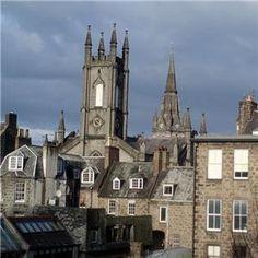Aberdeen, Scotland - 2008