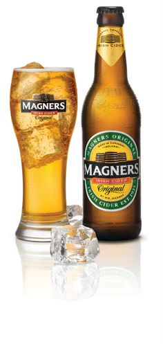 Magners Irish Cider - A whole lot of heaven in a little bottle :) LOVE this stuff but have only found it in NY City