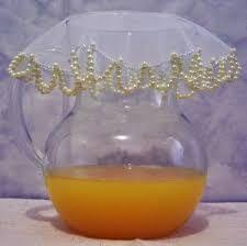 Resultado de imagem para cobre jarra com perolas