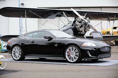 Jaguar XKR 175. Dream car.