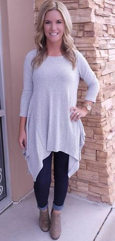 Picture of Avery Autumn Sweater (gray)