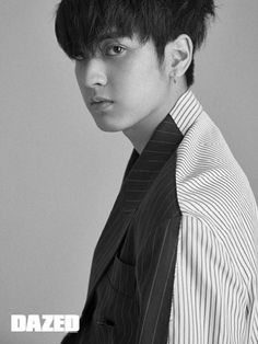 Jung Chan Woo - Dazed