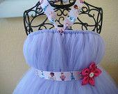 Doc Mcstuffin tutu dress <3