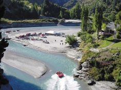shotover boats nz | South Island of New Zealand...: Shotover Jet - Queenstown...