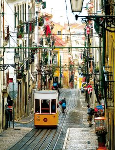 you can't not fall in love with #Libson #portugal