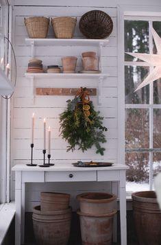 Scandi Style, Scandinavian Style, Country House Design, Fresh Farmhouse, Christmas Interiors, Interior Decorating, Interior Design, Winter House, Simple House