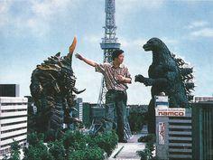 Godzilla vs. Battra