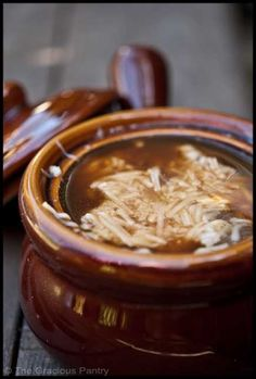 clean eating french onion soup