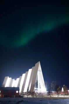 Arctic Cathedral Tromsø, Norway