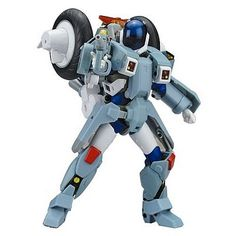 Robotech Cyclone- the motorcycle would transform into the rider's battle armor.
