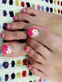 Toes...
