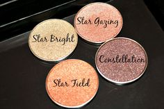New! Eyeshadow Quads